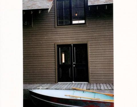 Boathouse – Ontario