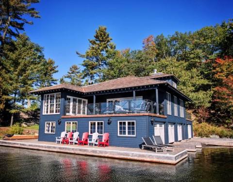 Lake Rosseau – Ontario